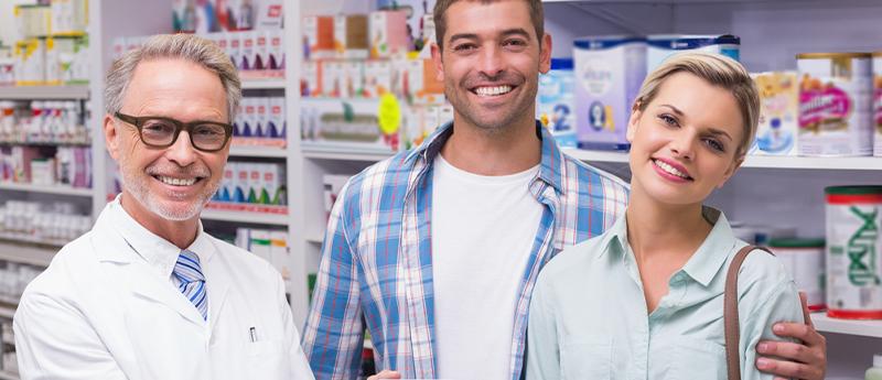 Os 5 pontos que mais fidelizam clientes em uma farmácia.